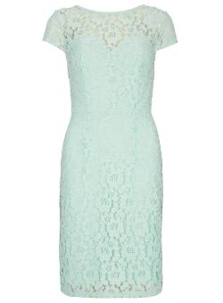 Dorothy Perkins - Lace Pencil Dress