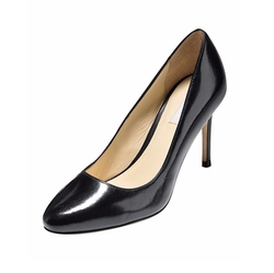 Cole Haan - Bethany Almond-Toe Leather Pump