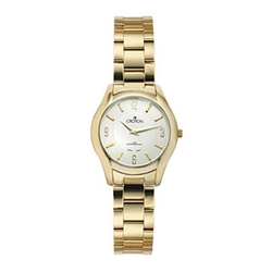 Croton - Gold-Tone Stainless Steel Watch