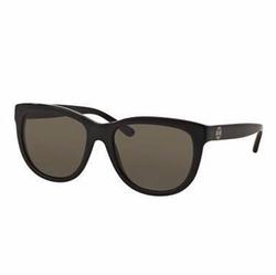 Tory Burch - Universal-Fit Monochromatic Cat-Eye Sunglasses