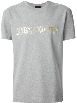 Gosha Rubchinskiy - Front Printed T-Shirt