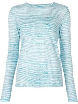 Proenza Schouler - Pattern Print T-Shirt