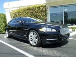 Jaguar - 2011 Sedan Car