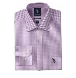 U.S. Polo Assn. - Graphic Check Dress Shirt