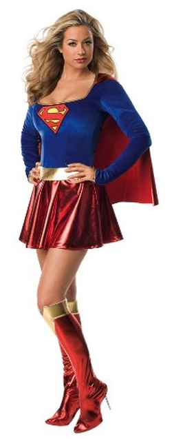 DC Comics  - Secret Wishes Supergirl Costume