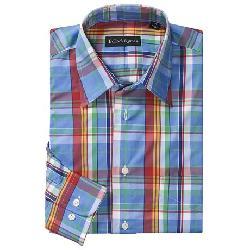 Bullock & Jones  - Birmingham Plaid Sport Shirt