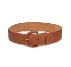 W. Kleinberg - Contoured Leather Belt