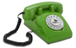 Opis Technology - Rotary Dial Telephone