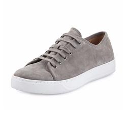 Vince - Austin Suede Low-Top Sneaker