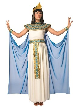 The Bacchanal Grp LF  - Adult Cleopatra Costume