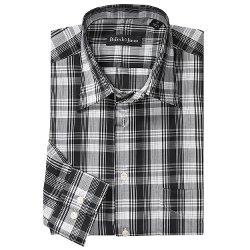 Bullock & Jones  - Grid Plaid Shirt