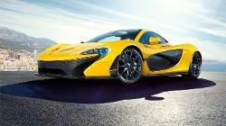 McLaren  - P1 Car
