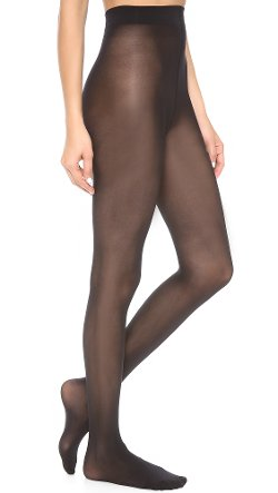 Alice + Olivia  - Super Lovely 40D Opaque Tights