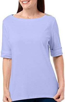 Coral Bay - Womens Daybreak Boatneck Top