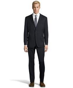 Tommy Hilfiger - Two Button Trim Fit Suit