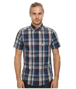 Ben Sherman  - Slub Tartan Shirt