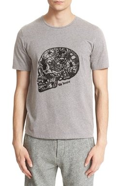 The Kooples - Skull Graphic T-Shirt