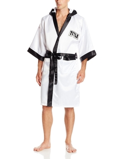 Title Boxing - Full Length Stock Satin Robe