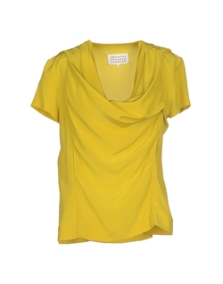 Maison Margiela 1  - Short Sleeve Blouse