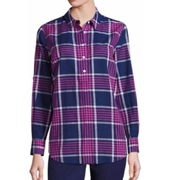 Vineyard Vines - Cotton & Linen Long Sleeve Shirt