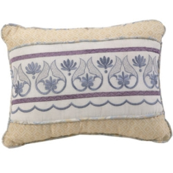 Paisley Park  - Oblong Decorative Pillow