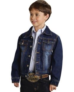 Roper - Light Sanding Denim Jacket