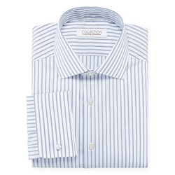 Collection By Michael Strahan - Cotton Stretch Dress Shirt