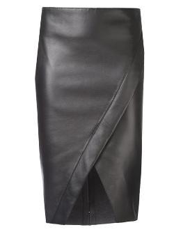 Cedric Charlier - asymmetric skirt