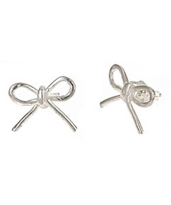 Tina Tang  - Bow Stud Earrings