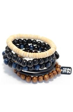 Tag Twenty Two  - Mens Bracelet Set