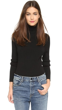 525 America - Ribbed Turtleneck Sweater