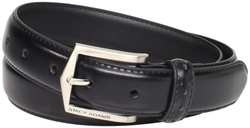 Stacy Adams - Pinhold Design On Keeper Belt