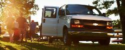 Chevrolet  - Express 2500  Passenger Van