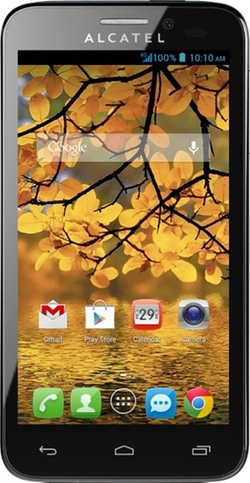 Alcatel - One Touch Fierce Android Smartphone