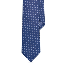 Ralph Lauren - Art Deco Cotton Tie