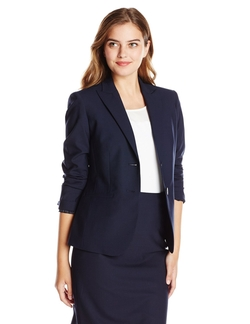 Jones New York - Washable Wool-Blend Jacket