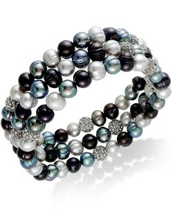 Honora Style  - Stretch Bracelet Trio