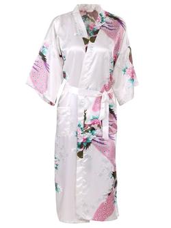Simplicity - Luxurious Kimono Robe