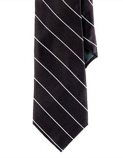 Ralph Lauren  - Striped Silk Satin Tie