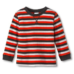 Target - Striped Thermal T-Shirt