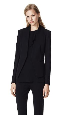Theory - Lanai Blazer in Bistretch Cotton Blend