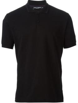 Dolce & Gabbana - Classic Polo Shirt