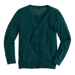 J. Crew - Cashmere Cardigan Sweater