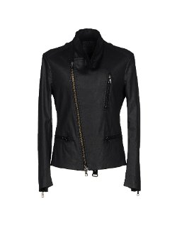 Tom Rebl  - Leather Biker Jacket