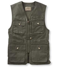L.L.Bean - Traveler Vest