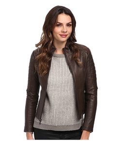 DKNY -  Single Breasted Moto Jacket