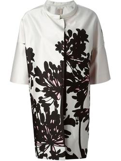 Antonio Marras - Oversized Floral Print Coat