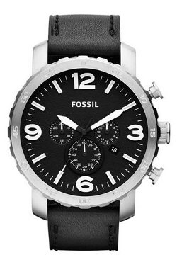 Fossil  - Nate Chronograph Watch