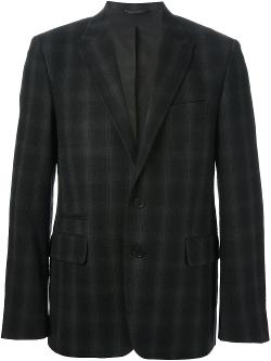 Ann Demeulemeester  - Pont Checked Suit