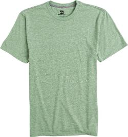 QUIKSILVER  - PREMIUM HEATHER SS TEE